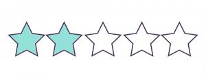 2/5 Star