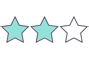 3/5 Star