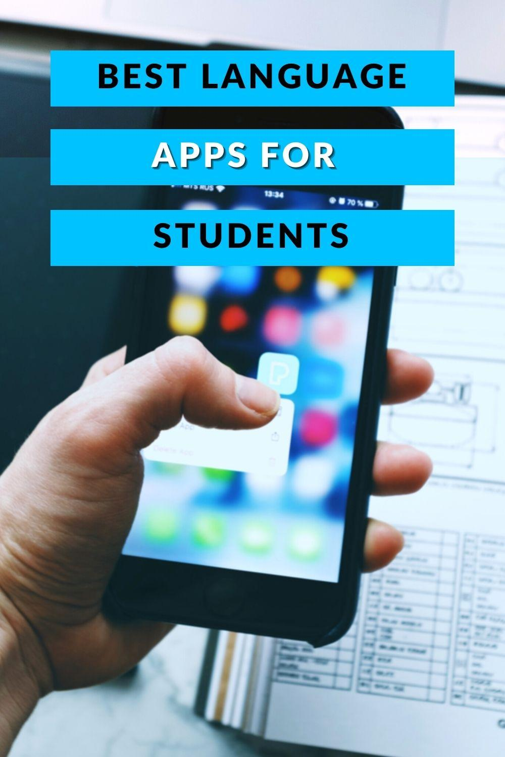 Best Language Apps for Students