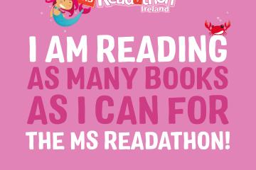 MS Readathon Icon