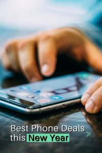 Best Phone Deals This New Year