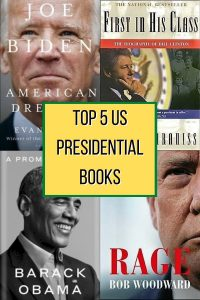 Top 5 US Presidential Books