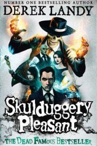 Skulduggery Pleasant