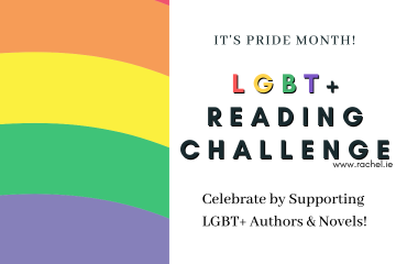 LGBT+ Reading Challenge
